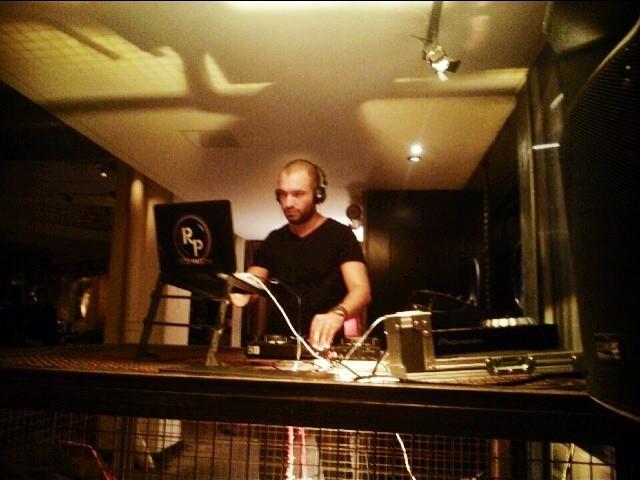 Renoma Café Gallery DJ Booth